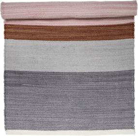 Covor tip pres Multicolor, Poliester, 60x120 cm