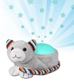 Zazu Kids - Proiector sau lampa de veghe muzicala Kiki