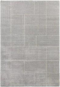 Covor Elle Decor Glow Castres, 120 x 170 cm, gri deschis