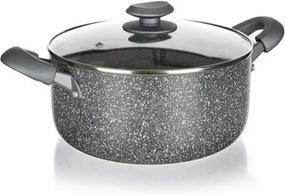 Banquet Oală cu suprafață antiaderentă Granite, 18 x 8,5 cm
