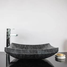 Chiuveta Matia Marmura Black 48 x 38 x 14 cm