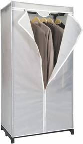 Dulap portabil Metaltex Polly, înălțime 150 cm