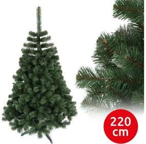 Pom de crăciun AMELIA 220 cm brad