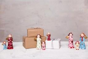 Obiect decorativ figurina Heaven Sisters AURELIA