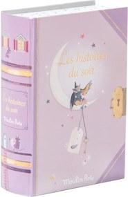 Set cu proiector de povești pentru copii Moulin Roty Great Magic