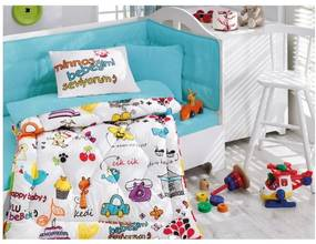 Set pentru dormitor copii Bebek, 100x170 cm