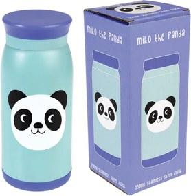 Sticlă din inox Rex London Miko the Panda, 350 ml