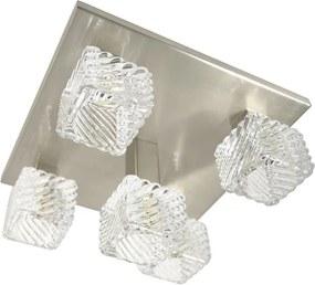 IL-D0163 - LED Plafonieră 5xG9/5W/230V + 5xG9/33W/230V