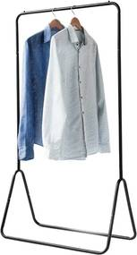 Suport pentru haine Compactor Portant Noir