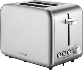 Toaster Concept TE2050, inox