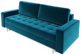 Expedo Canapea extensibilă tapițată BEFORE, 238x90x91, itaka 39