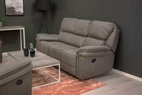 Canapea recliner cu 3 locuri JAC2