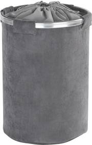 Coș de rufe Wenko Cordoba, gri, 68 l