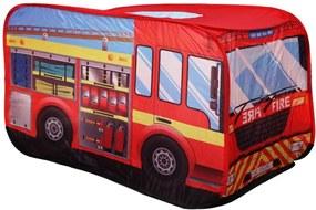 Cort de joaca pentru copii – Masina de pompieri