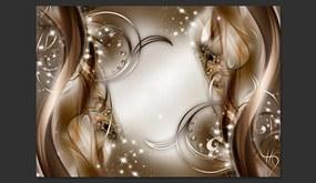 Fototapet - Cinnamon Trinkets 300x210 cm