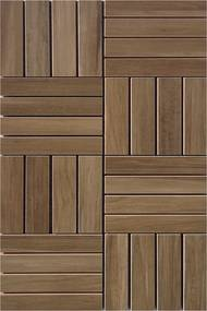 Faianta decor Ambio Brown Mosaic 25 x 40