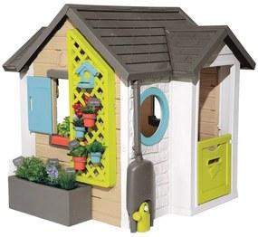 Smoby - Casuta pentru copii Garden House