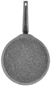 Tigaie clatite 28 cm cu acoperire qualum basic stone edition Loft