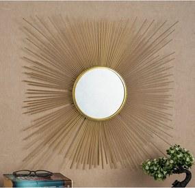 Decoratiune perete cu oglinda Eley