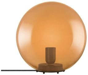 Lampă de masă Rabalux BUBBLE 1xE27/40W/230V portocalie