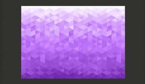 Fototapet Bimago - Violet pixel + Adeziv gratuit 400x280 cm
