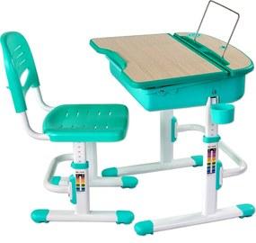 Masă de scris pentru copii Capri - diferit colorate / suport pentru cărți