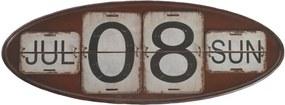 Calendar de perete Geese Time, roșu