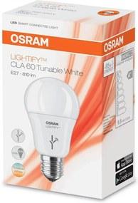 Bec de iluminare LED RGB LIGHTIFY E27/10W/230V 2.700-6.500K - Osram