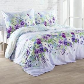 Lenjerie de pat din microfibră FANTASY pat simplu