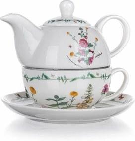 Banquet Set ceai SPRING, 400 ml