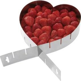 Formă reglabilă pentru tort Westmark Heart