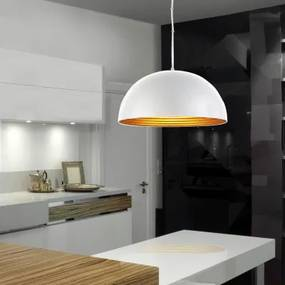 AZzardo Modena 40 White/Gold AZ1397