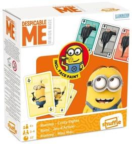Set de carti de joc Despicable Me
