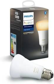 LED Bec dimmabil Philips HUE WHITE AMBIANCE 1xE27/8,5W/230V 2200-6500K