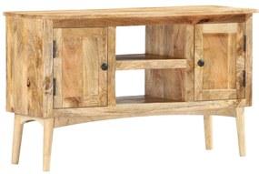 285862 vidaXL Servantă, 100x35x60 cm, lemn masiv de mango