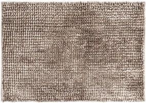 Covoraș de baie Ella micro, gri, 50 x 80 cm, 50 x 80 cm
