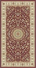 Covor lana Bella clasic rosu 80x150 cm
