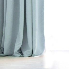 Draperie DecoKing Pierre, 140 x 270 cm, albastru
