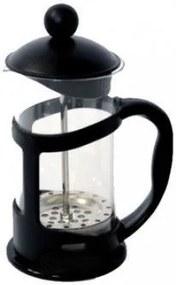Infuzor din sticla pentru ceai si cafea , Capacitate 350 ml, Diametru 9 cm, ERT-MN131 ERT-MN131