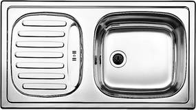 Chiuveta Inox Blanco Flex Mini C 780 x 435 mm