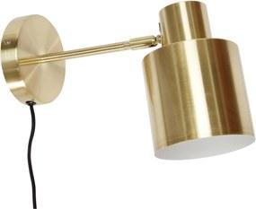 Lampa de Perete din Metal - Metal Alama Diametru(29cm x 12cm) x Inaltime(17cm)