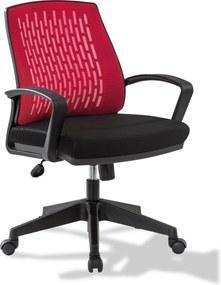 Scaun Comfort Red 63x95x63 cm