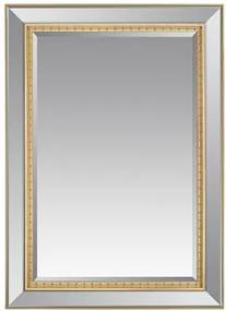 Oglinda decorativa Champagne 80x110cm