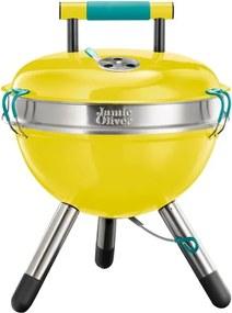 Grătar portabil Jamie Oliver, galben