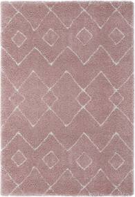 Covor Flair Rugs Imari, 80 x 150 cm, roz - crem