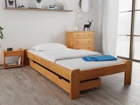 Magnat Pat ADA 120 x 200 cm, arin Lamele: Cu lamele drepte, Saltele: Cu saltele Coco Maxi 23 cm