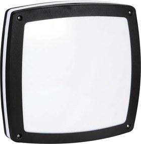 Rábalux 8187 Plafoniere de exterior Saba negru metal E27 2x MAX 60W IP54