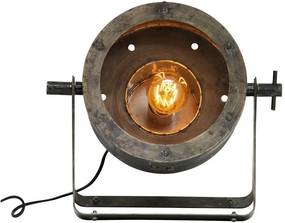 Lampă de masa Theatre Ø 24 cm - Metal