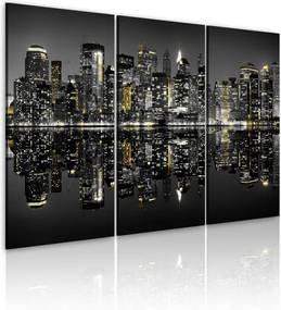 Tablou - Glittering New York 60x40 cm