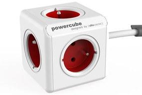 Prelungitor PowerCube Extended roșu